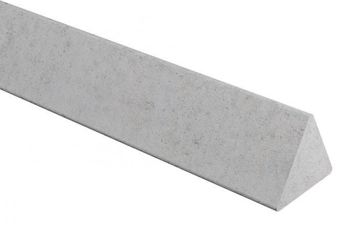 Concrete Triangular Bar