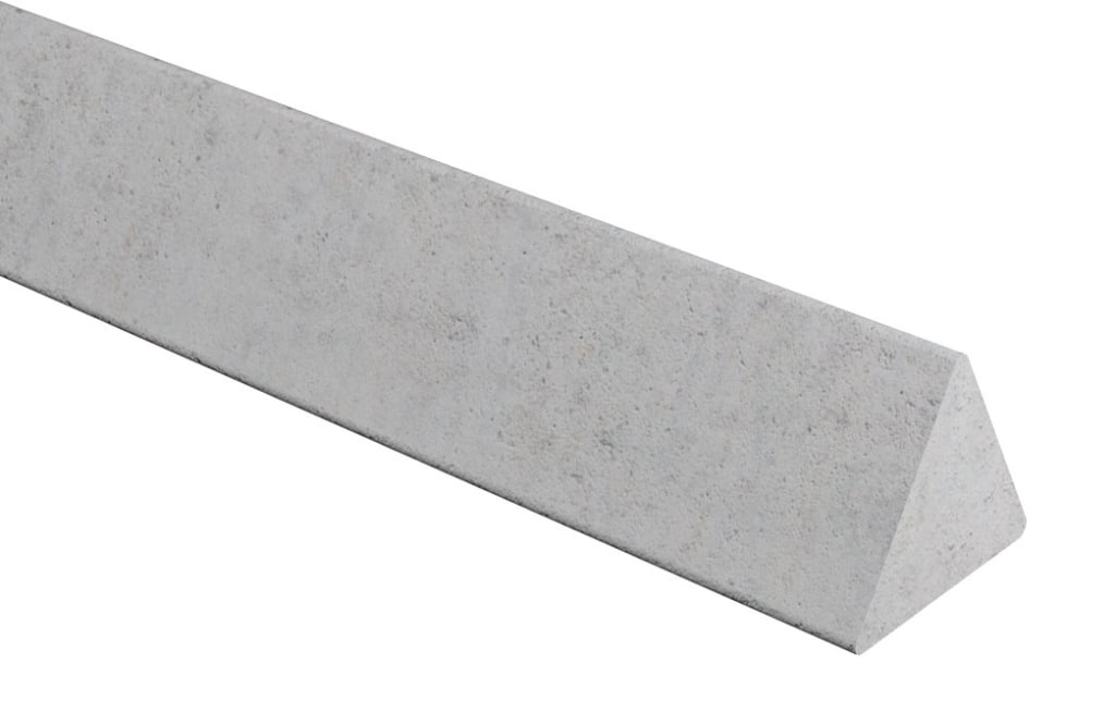 Concrete Triangular Bar