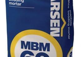MBM 60 manhole bedding mortar