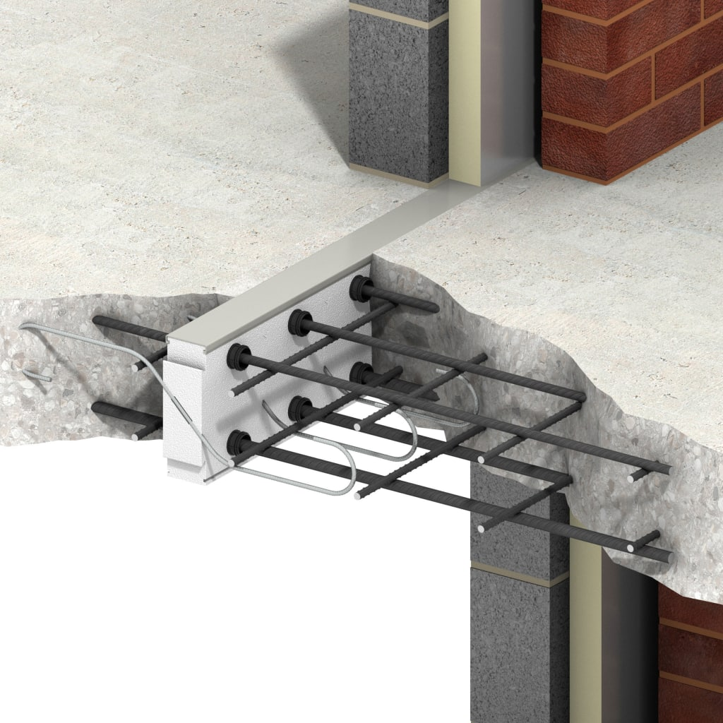Insulated Balcony Connectors