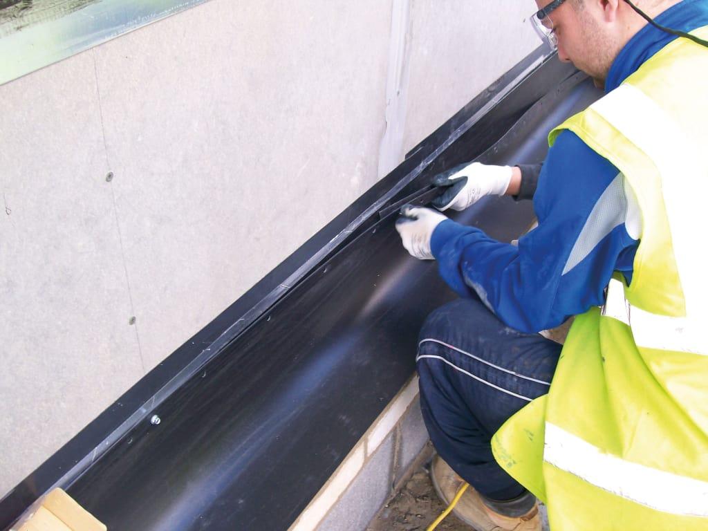 DPC Fixing Strip