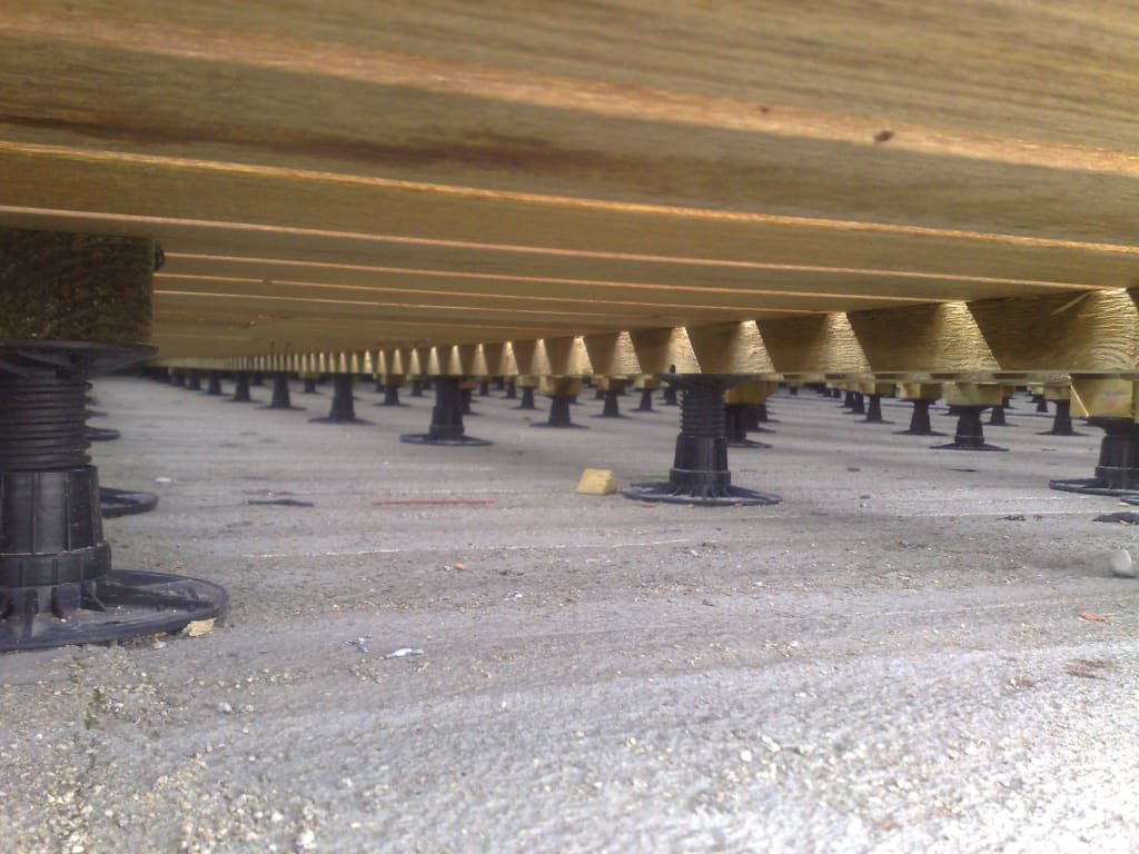 Decking Supports
