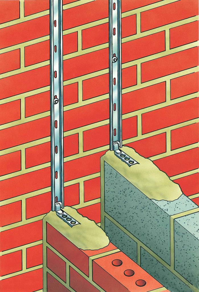 Universal Wall Starters